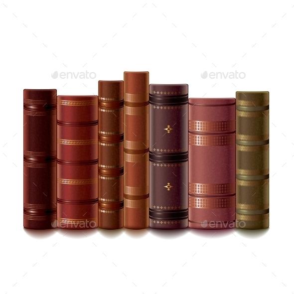 GraphicRiver Old Books 10540166