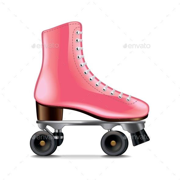 GraphicRiver Roller Skates 10540227