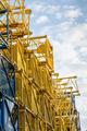 Old crane steel frames - PhotoDune Item for Sale