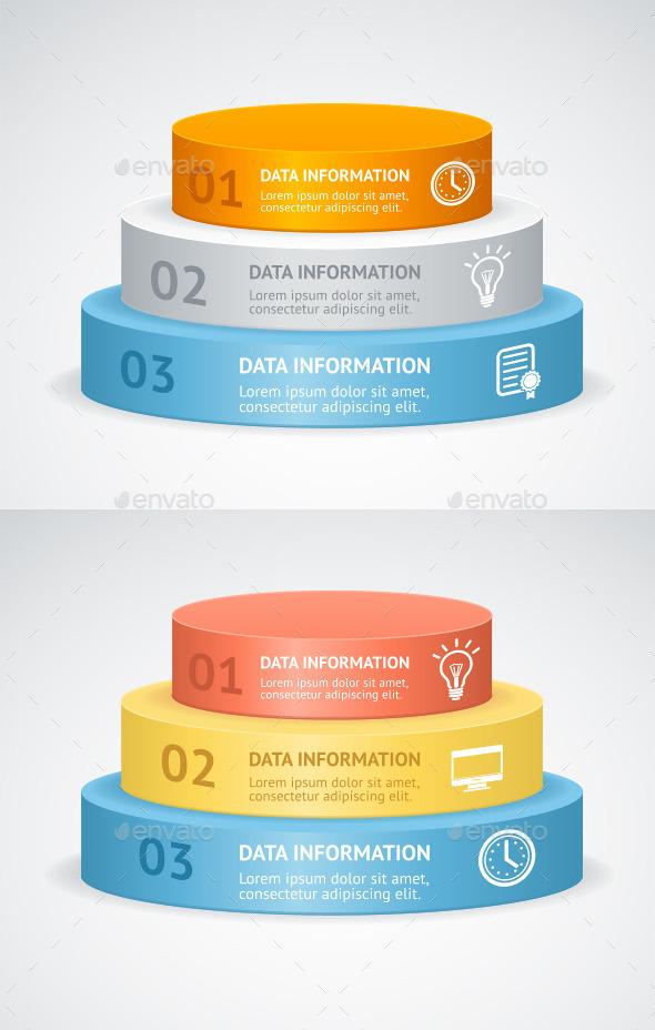 GraphicRiver Vector Infografic Podium 10540699