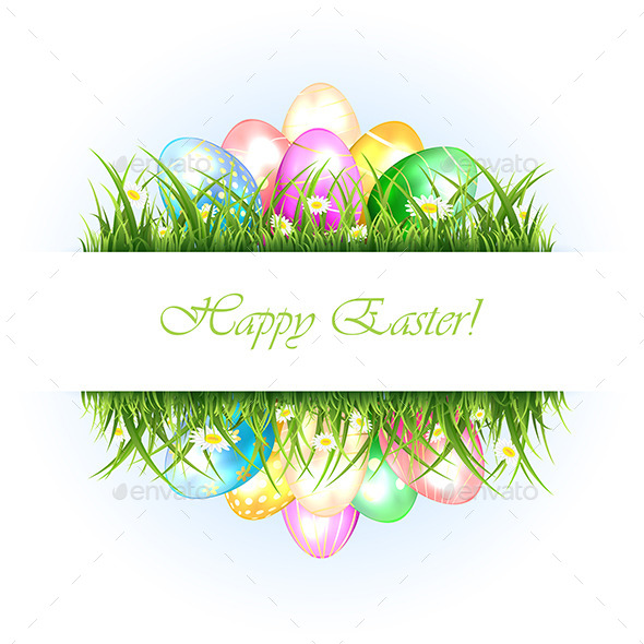GraphicRiver Easter Background 10540700