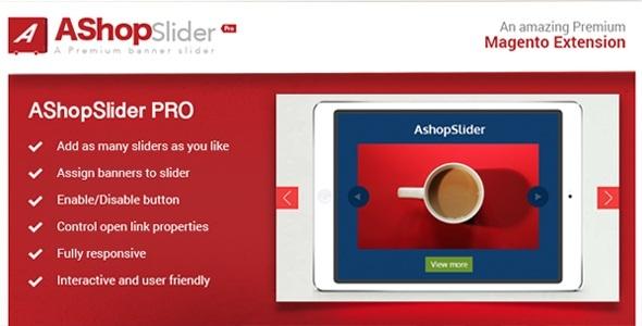 CodeCanyon AShop Slider Pro 10540957