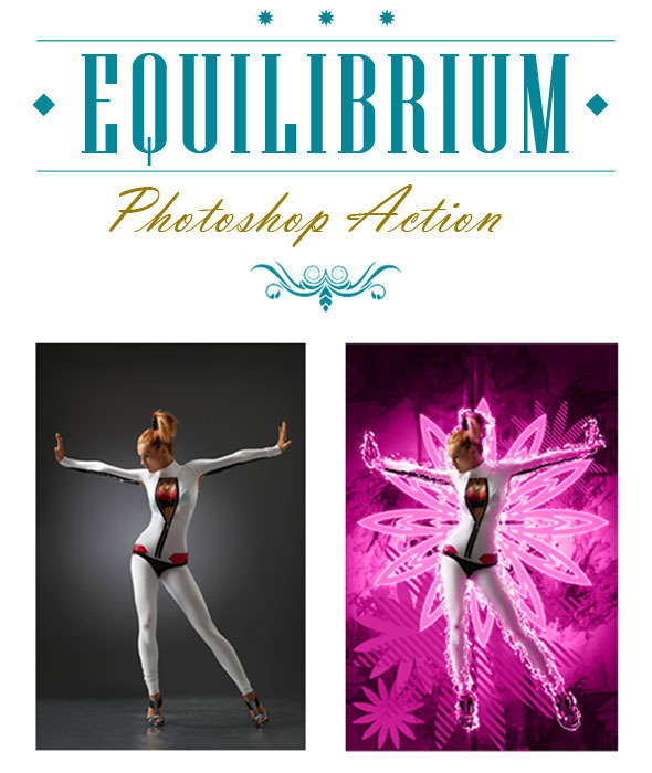 GraphicRiver Equilibrium Photoshop Action 10459139