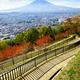 Aerial view of mt.Fuji, Fujiyoshida, Japan - PhotoDune Item for Sale