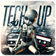 Tech Up - Movie Poster - GraphicRiver Item for Sale