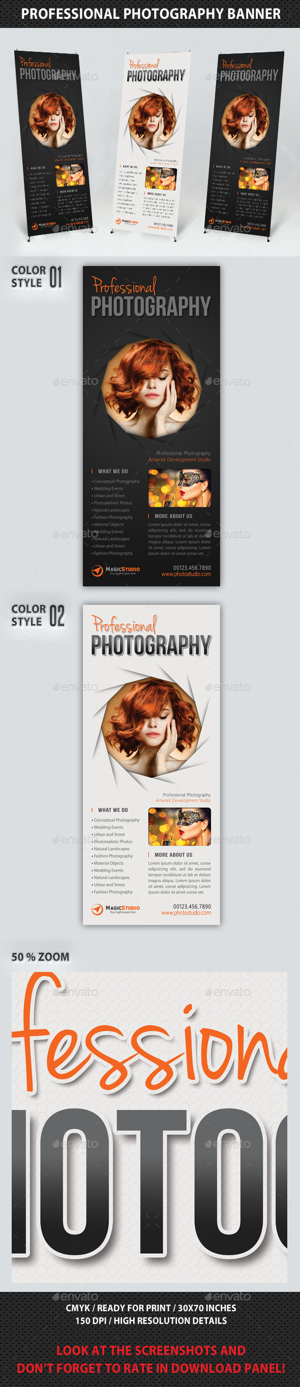 GraphicRiver Photography Studio Multipurpose Banner 14 10542371