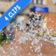 City Fountain (4 Items) - VideoHive Item for Sale