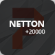 Netton - Multipurpose Template - GraphicRiver Item for Sale