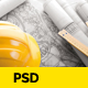 ConstRE - PSD For Construction - ThemeForest Item for Sale
