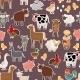 Farm Animals Background  - GraphicRiver Item for Sale