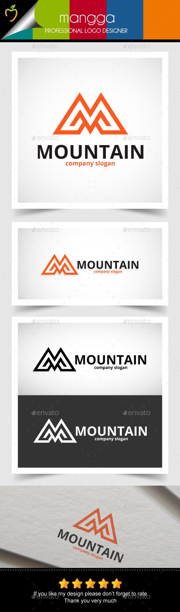 GraphicRiver Letter M Logo 10543751
