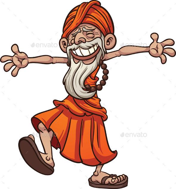 GraphicRiver Happy Guru 10543961