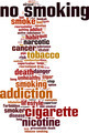 No Smoking Word Cloud Concept - PhotoDune Item for Sale