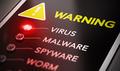 Virus Alert - PhotoDune Item for Sale