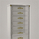 Furniture Semainier 3d Model
