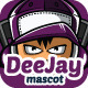 Dj Mascot - GraphicRiver Item for Sale