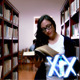 College Student Studying In Library - VideoHive Item for Sale