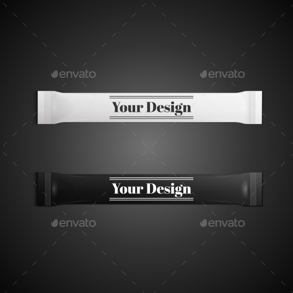GraphicRiver Sachet Packaging 10545336