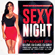 Sexy Red Black and White Night Flyer Template - GraphicRiver Item for Sale