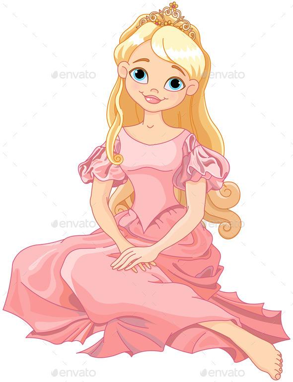 GraphicRiver Princess 10546142