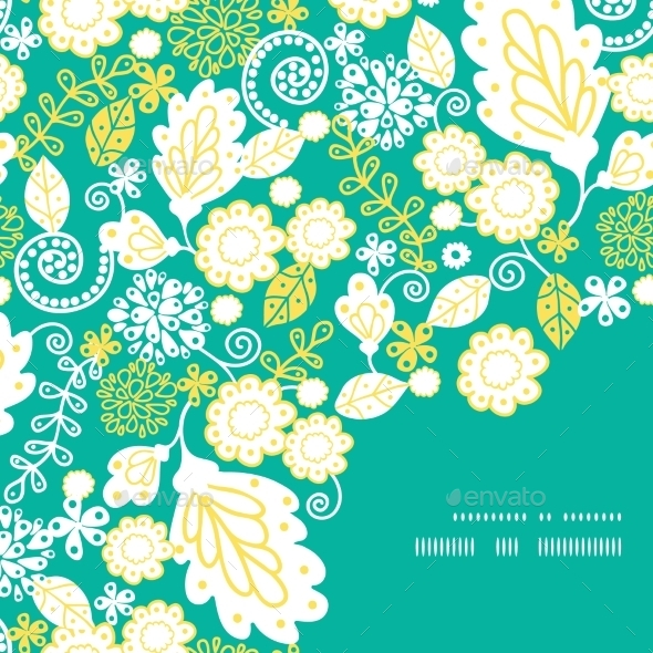 GraphicRiver Floral Pattern 10546814