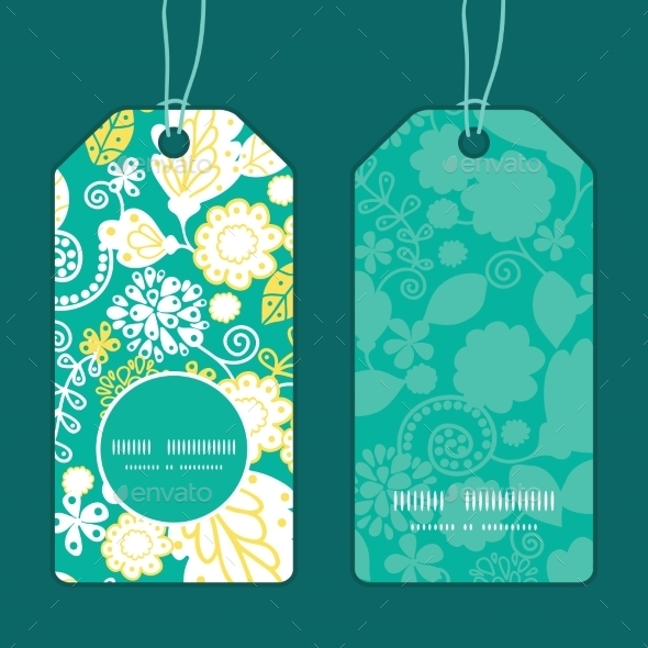 GraphicRiver Floral Banners 10546832