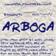 Arboga Font - GraphicRiver Item for Sale