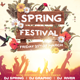 Spring Festival Flyer - GraphicRiver Item for Sale