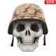 Skull with Helmet   - GraphicRiver Item for Sale