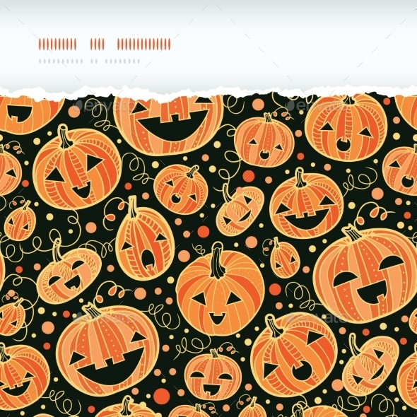 GraphicRiver Halloween Pattern 10547160