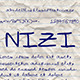 Nizi Font - GraphicRiver Item for Sale