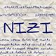 Nizi Font