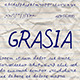 Grasia Font - GraphicRiver Item for Sale
