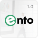 Ento - Modern Email Template + Online Editor