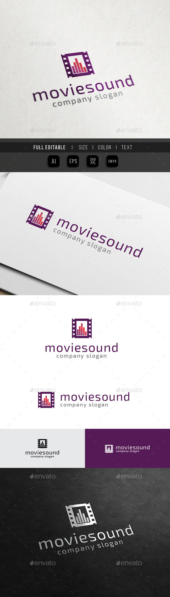 GraphicRiver Movie Video Sound Music Mixing 10547477