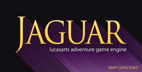 CodeCanyon Map Cutscenes Jaguar Game Engine Addon 10547478