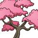 Sakura Trees - GraphicRiver Item for Sale