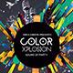 Color Xplosion Flyer - GraphicRiver Item for Sale