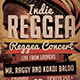 Reggae Concert Flyer - GraphicRiver Item for Sale