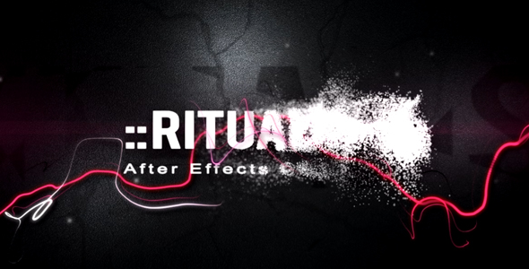 After Effects Project - VideoHive Ritualist 132374