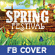 Spring Festival  Facebook cover - GraphicRiver Item for Sale