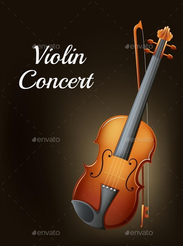 GraphicRiver Violin 10549241