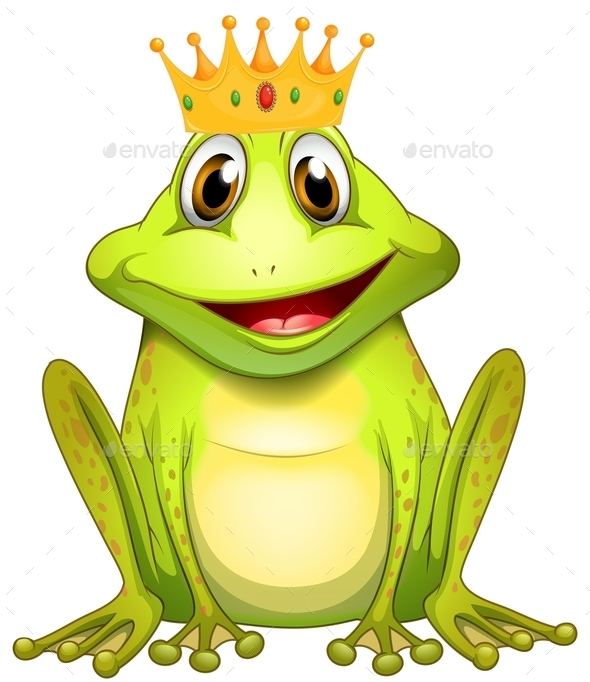 GraphicRiver Frog 10549432
