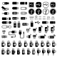 Usb Icons Set - GraphicRiver Item for Sale