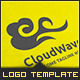 Cloud Wave - Logo Template - GraphicRiver Item for Sale