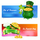 St. Patrick Day Banners - GraphicRiver Item for Sale