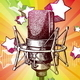 Hand Drawn Microphone and Stars - GraphicRiver Item for Sale