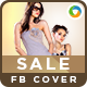 Sale Facebook Cover - GraphicRiver Item for Sale