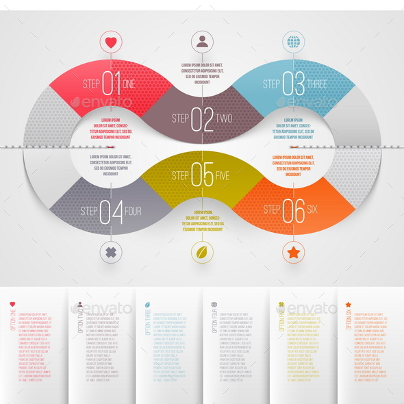 GraphicRiver Template Infographics Design 10550587