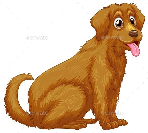 GraphicRiver Dog 10550668